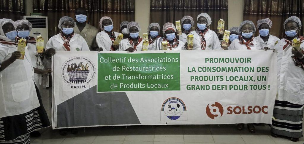 Burkina Faso : Les mutuelles de santé face aux crises. Appoline Compaoré de l'ONG ASMADE, interview.